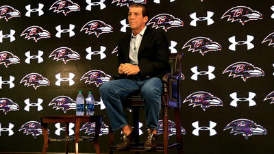 Steve Bisciotti faces worst crisis of his Ravens ownership
