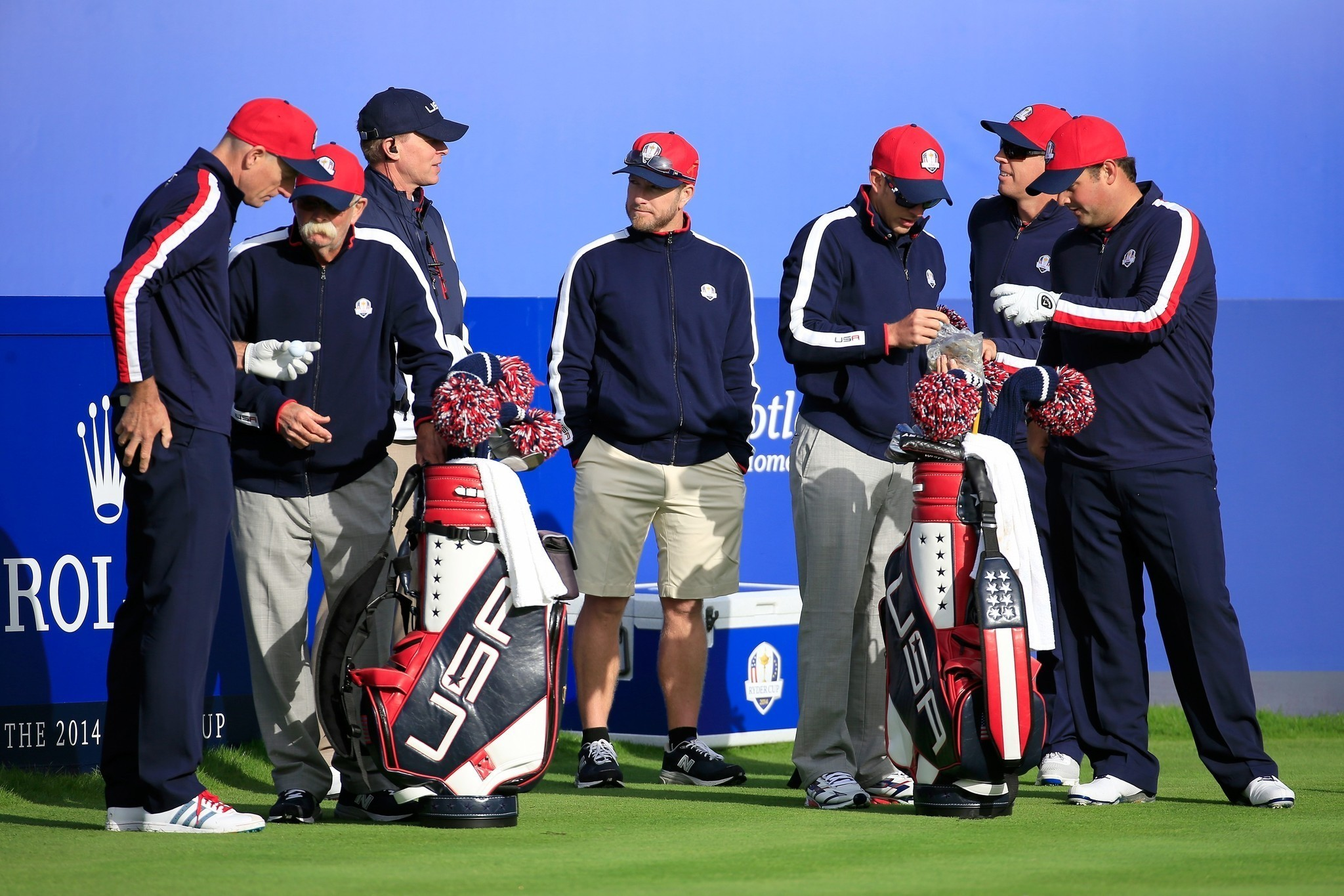 Ryder Cup course has a U.S. feel to it