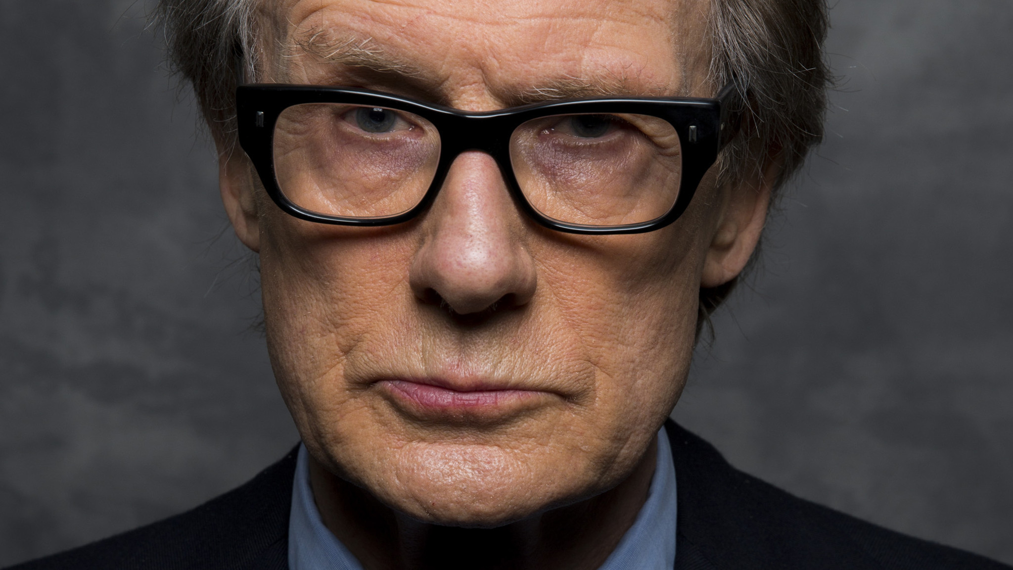 bill nighy fingers