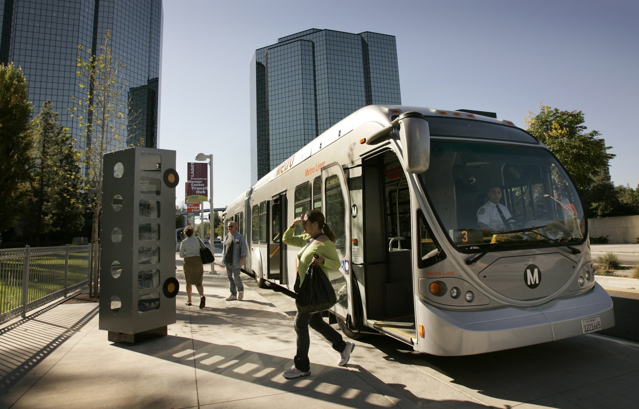 The valley deserves to be part of l a 39 s public for The line los angeles
