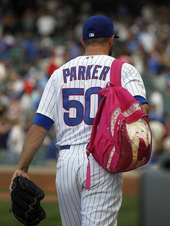 Winner: Blake Parker