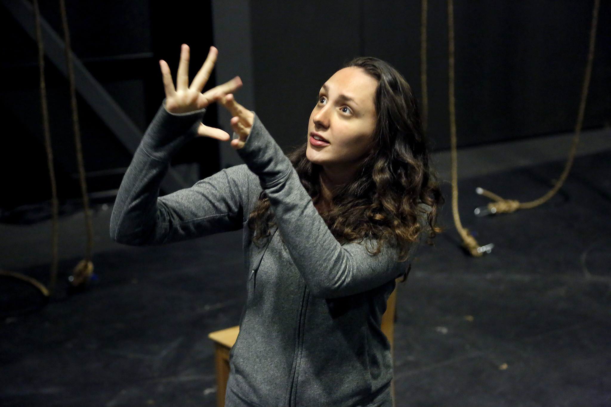 Deaf west theatre essays