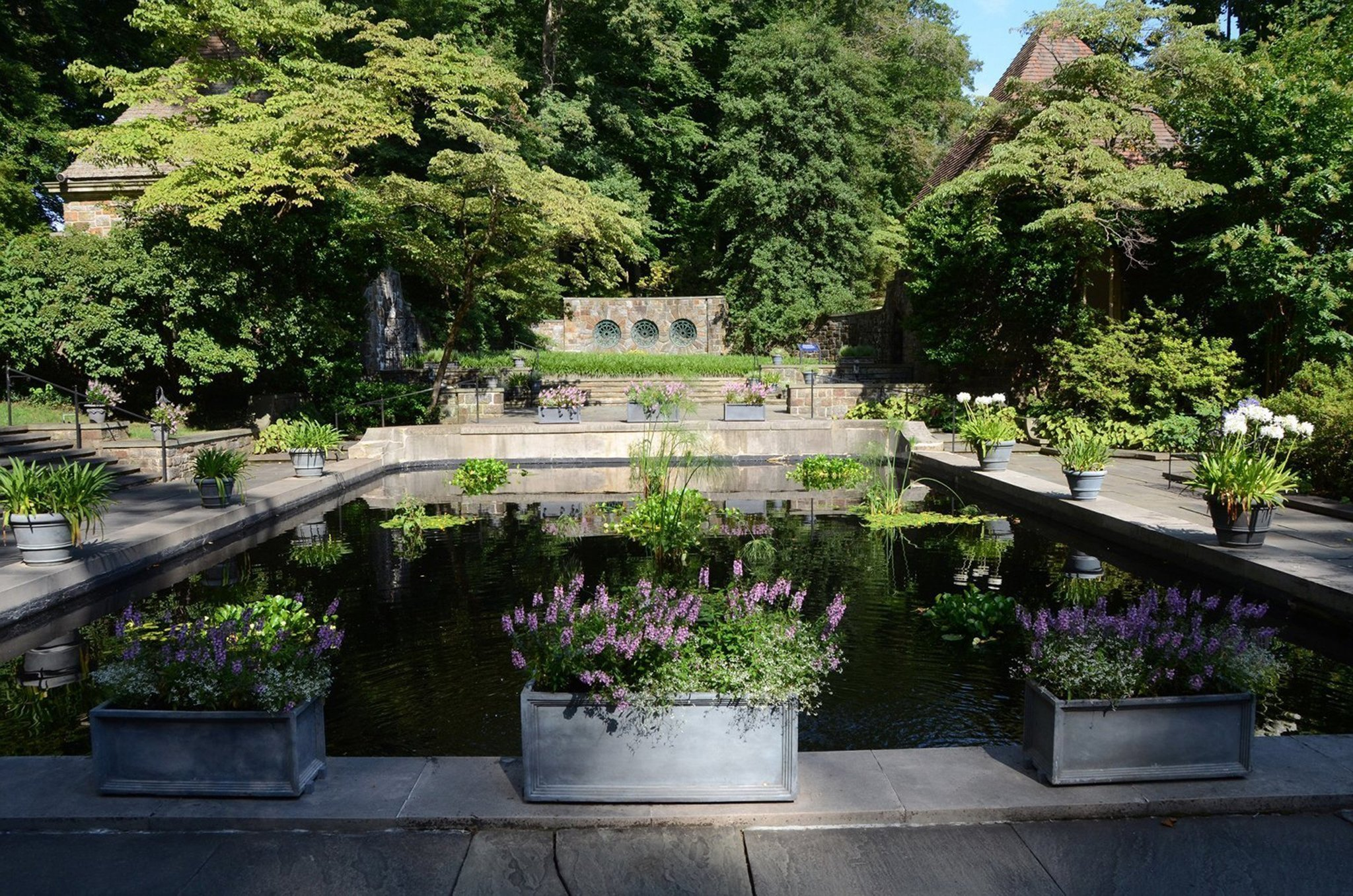 Enchanting Du Pont Estate Garden 39 As If The Fairies Created It 39 Chicago Tribune
