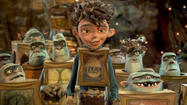 Review: 'The Boxtrolls' ★★