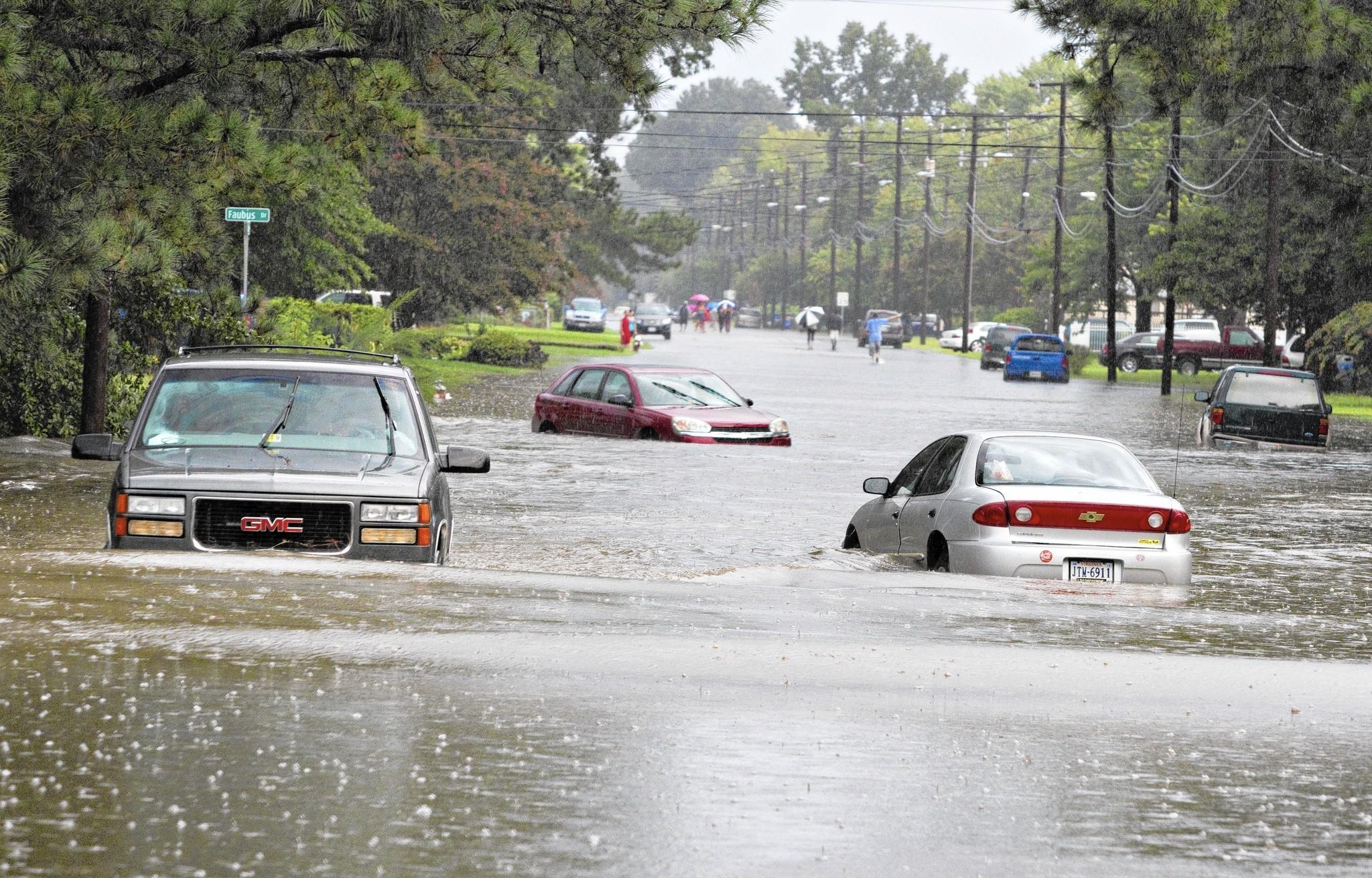 Virginia Beach Natural Disasters