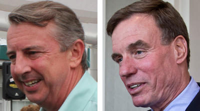 A new poll is reporting that Sen. Mark Warner's lead over GOP challenger Ed Gillespie stands in the single digits -- 9 percentage points, to be exact, according to the new Quinnipiac University poll.