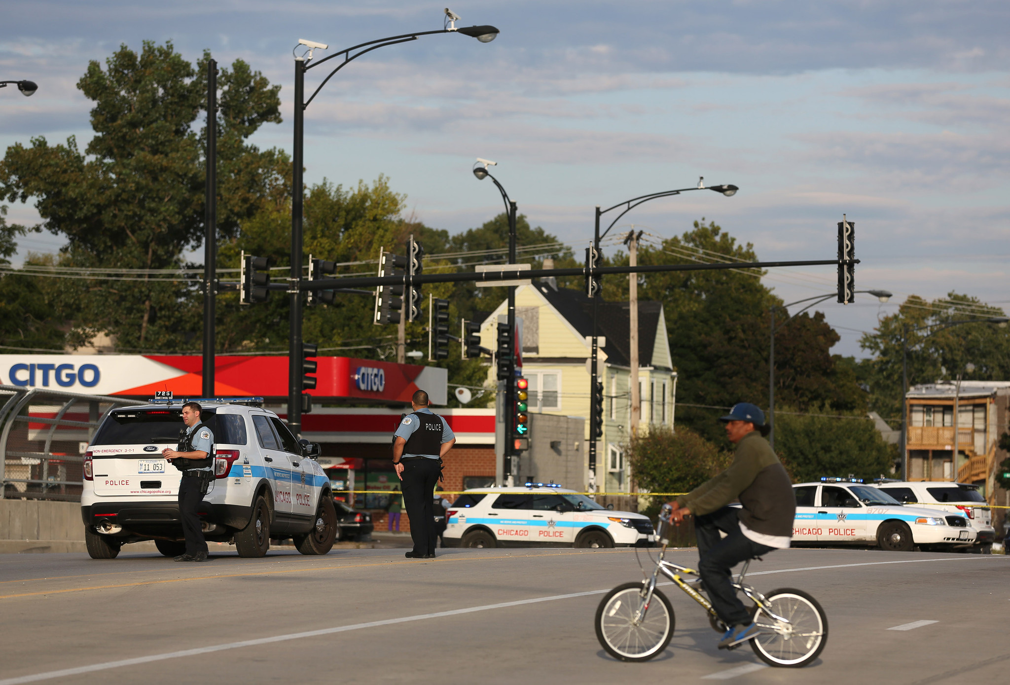 Teen boy critically wounded, girl shot in South Side attack among 8 wounded