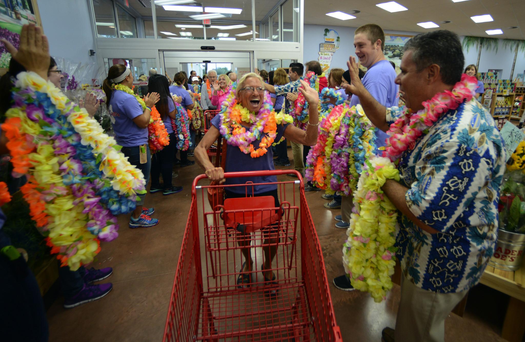 Boca Raton Palm Beach County Opened Its Fourth Trader Joe