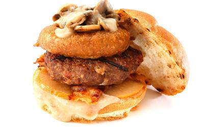 STG (Save The Gravy) burgers