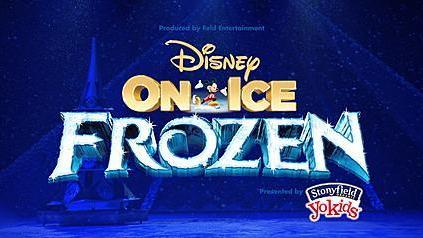"Video: Disney on Ice Presents ""Frozen"""