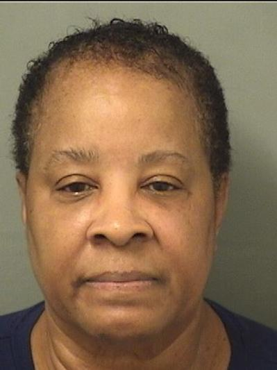 Elleana Austin, 65, of Port Saint Lucie, is accused of stealing more than $150,000 from the education non-profit she worked for, and then buying things ranging from Saks Fifth Avenue items to a Christian Mingle account.
