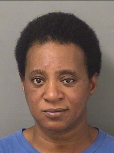 Yolanda Williams, 43, is accused of abusing a pit bull.
