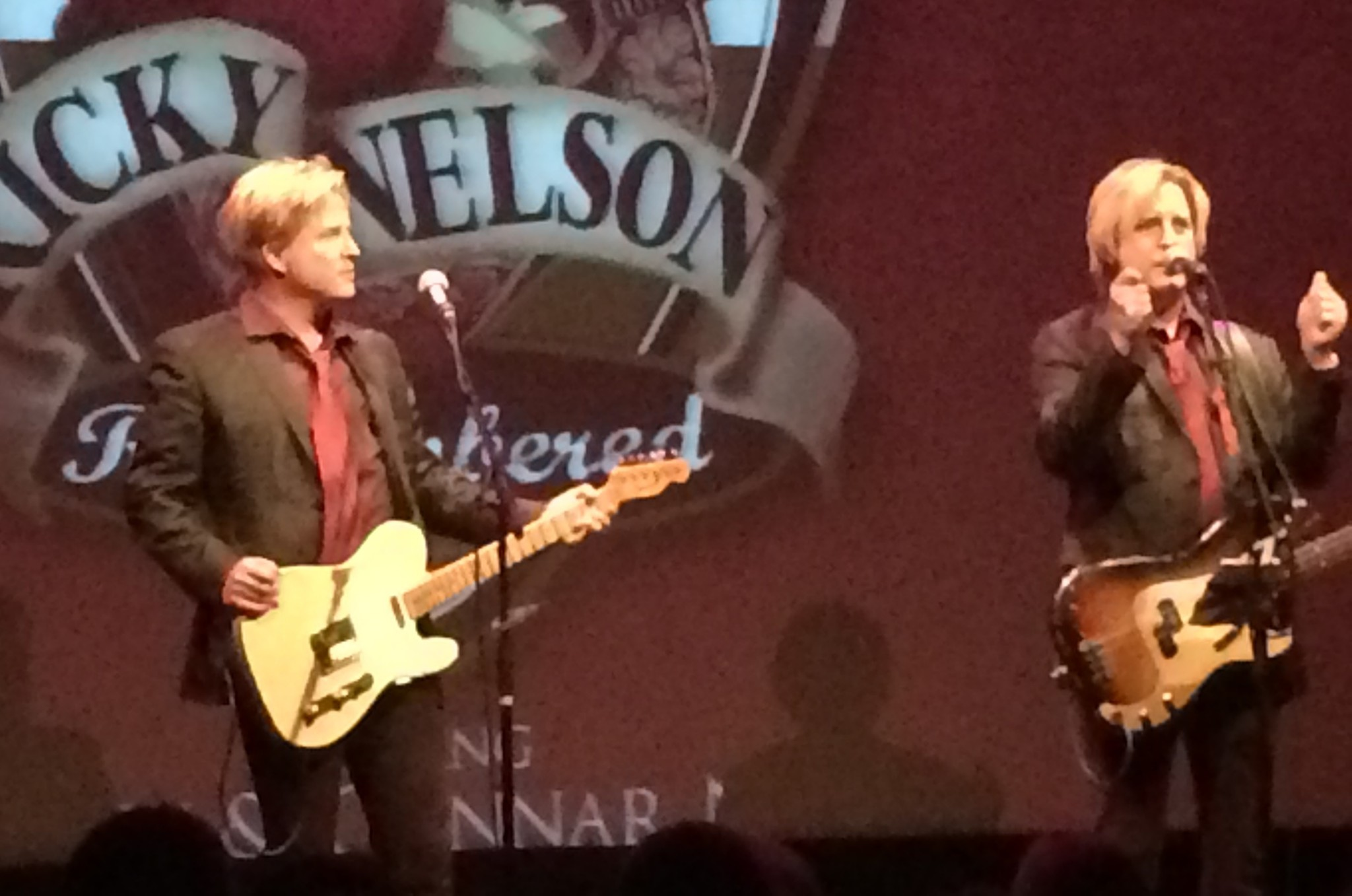 Ricky Nelson\'s sons do him proud with remembrance show at ...