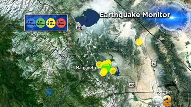 Nearly 100 minor earthquakes shake California In 24 Hours [Video]