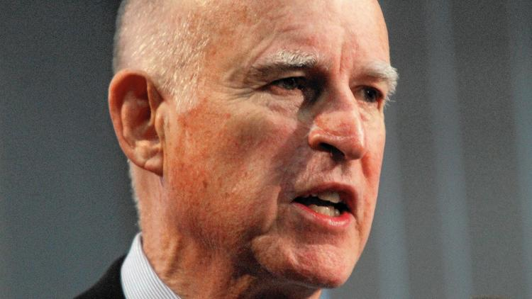 Gov. Jerry Brown signs legislation