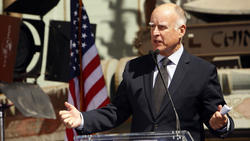 Gov. Brown signs laws to crack down on human trafficking