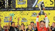 <b>Pictures:</b> 2014 NASCAR Sprint Cup race winners