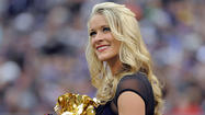 2014 Ravens cheerleaders [Pictures]