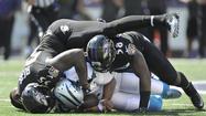 Terrell Suggs, Elvis Dumervil lead Ravens' defensive effort