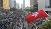 Hong Kong protesters prepare for long haul