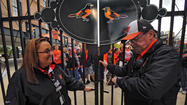Orioles tickets for ALDS are sold out