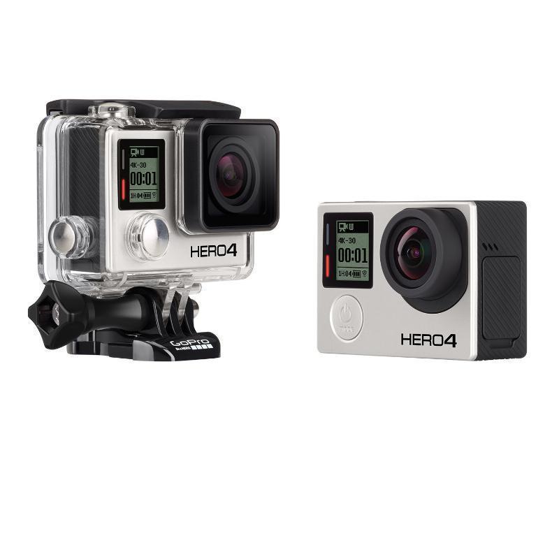 GoPro gets a little cheaper --  and fancier