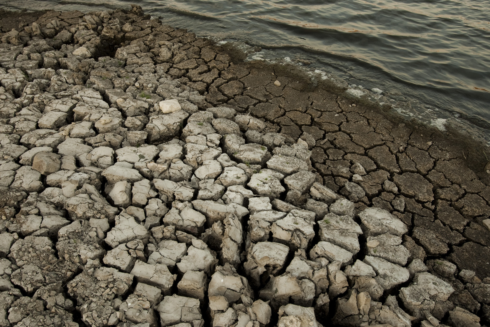California drought and climate warming: Studies find no clear link
