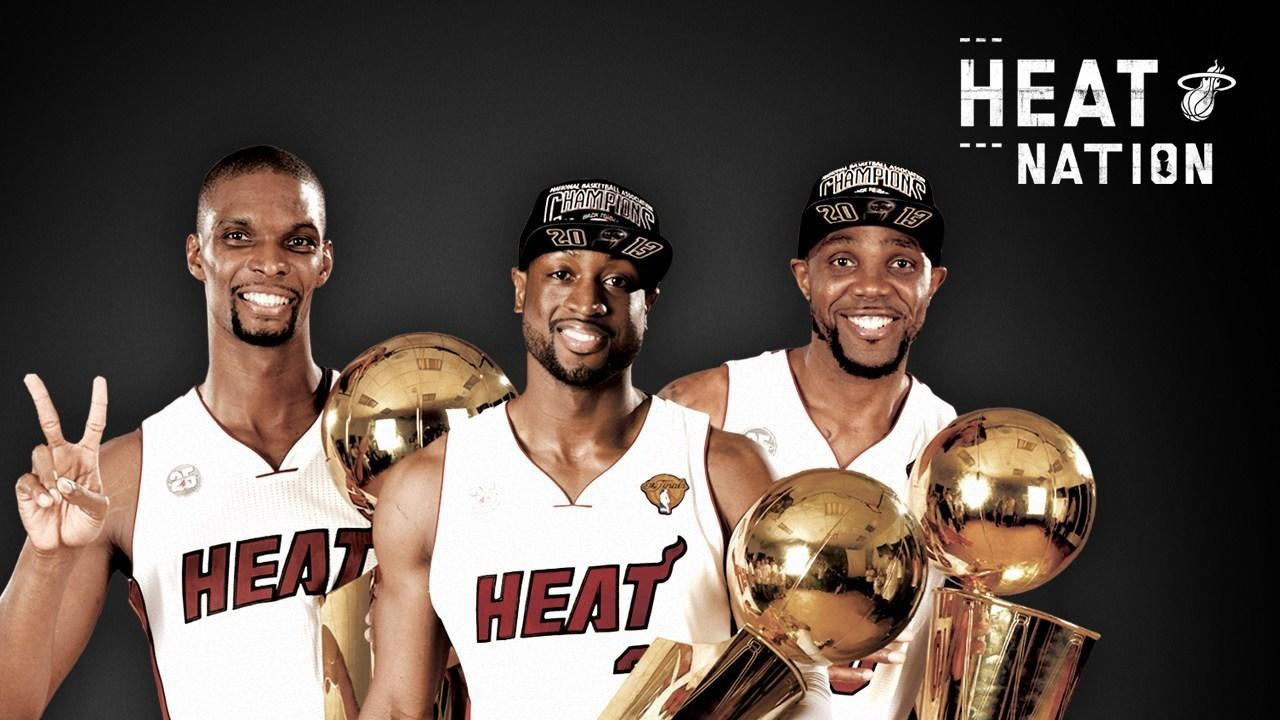 Udonis haslem embraces miami opportunity chance in adsence of lebron heat big 3 of perseverance wade bosh haslem voltagebd Image collections
