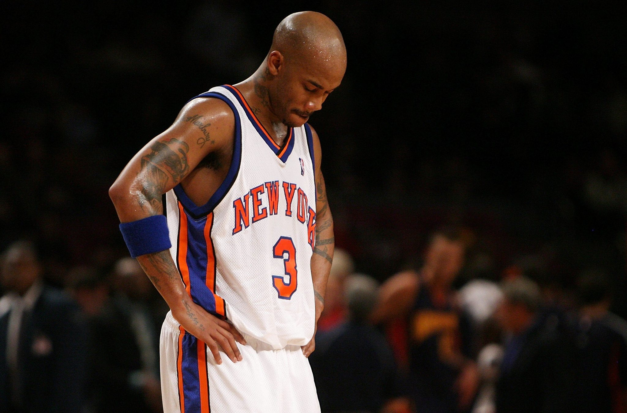 Stephon Marbury From NBA bad boy to Chinese celebrity LA Times
