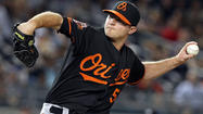 Out of options, Orioles left-hander Zach Britton has flourished in closer's role