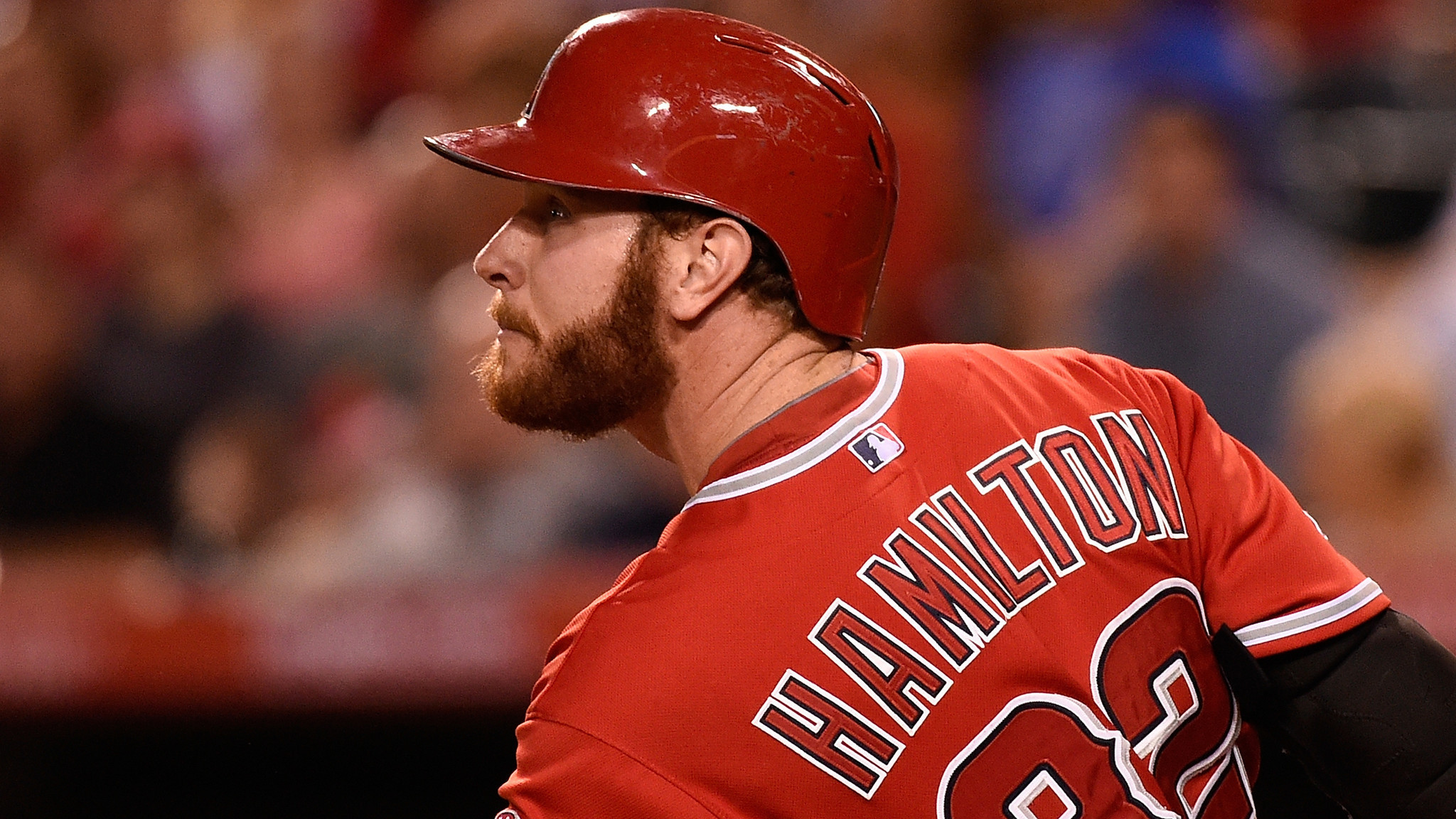 Angels playoff game times announced; Josh Hamilton practices