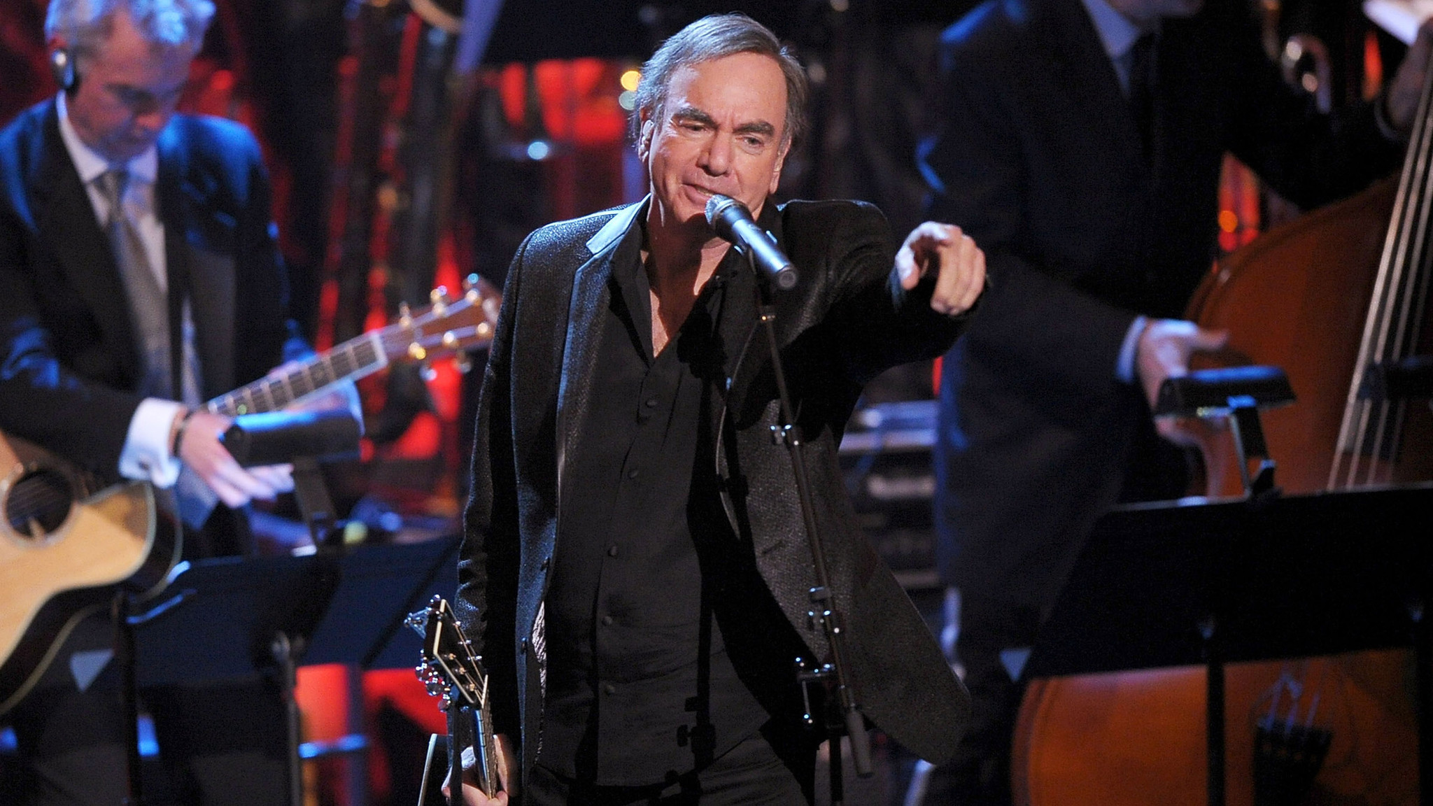 Neil Diamond Sweet Caroline - Dig In