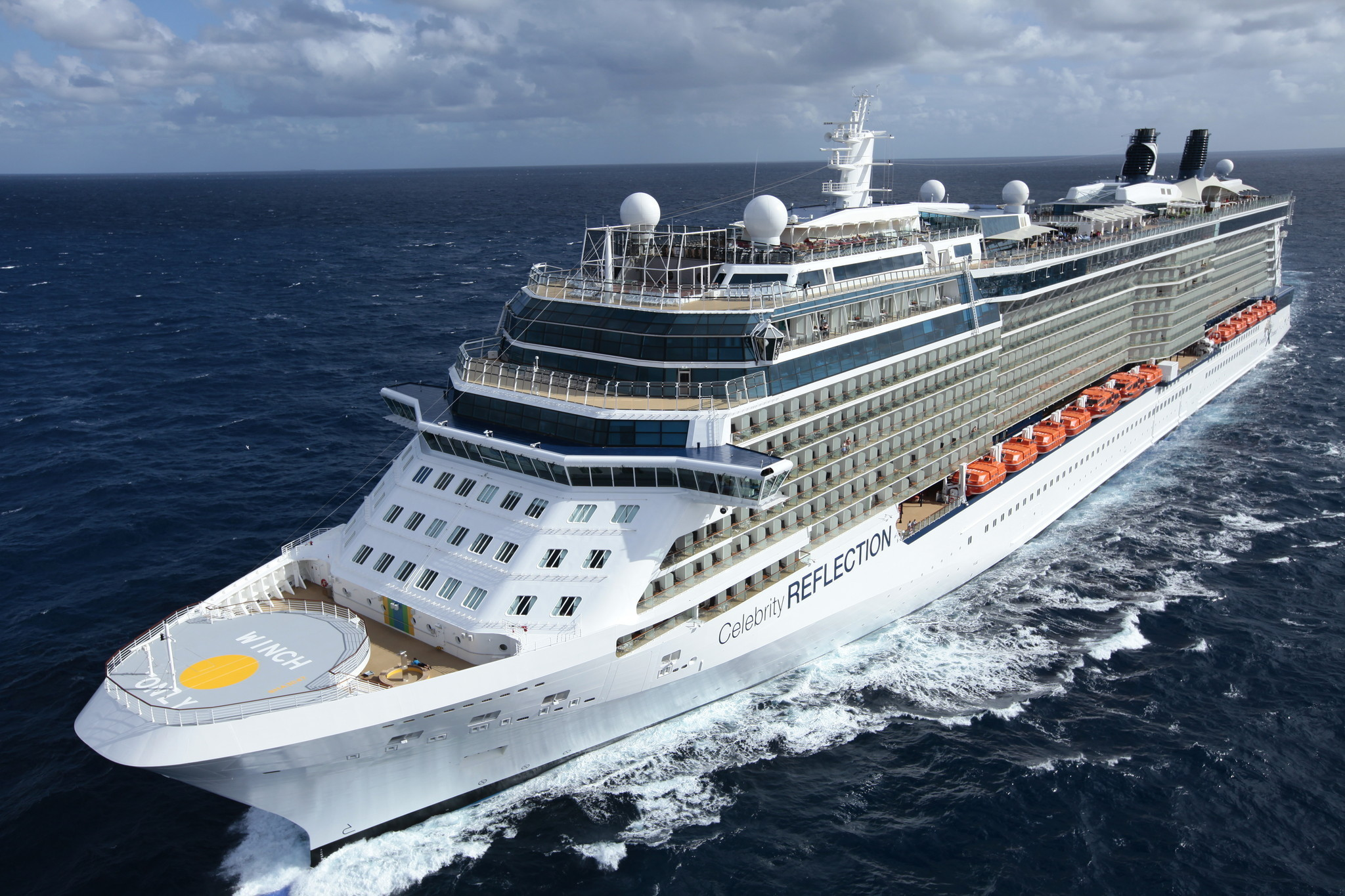 Celebrity Cruises Partners With Bravo for Digital Series