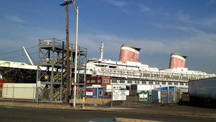 Video: Campaign To Save SS United States From Being Scrapped