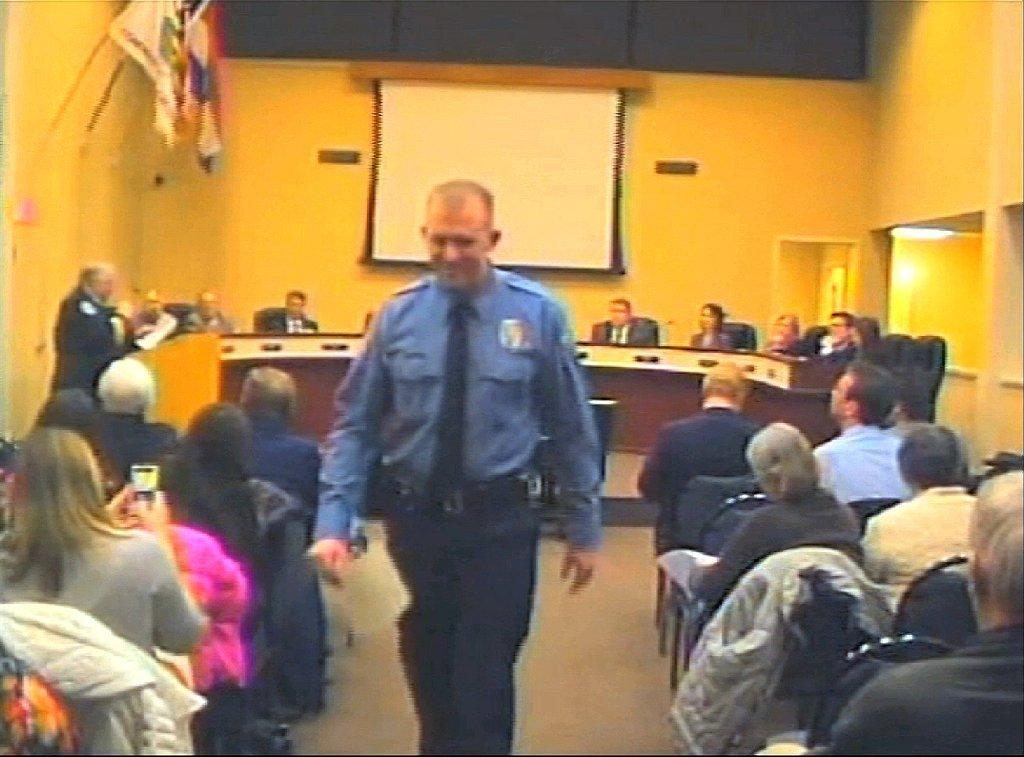 Ferguson drug bust stalls after earning Officer Darren Wilson an award