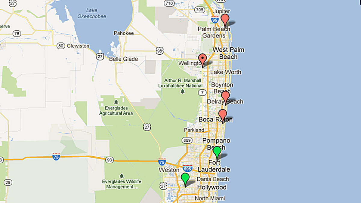 Trader Joe\'s locations in South Florida - Sun Sentinel