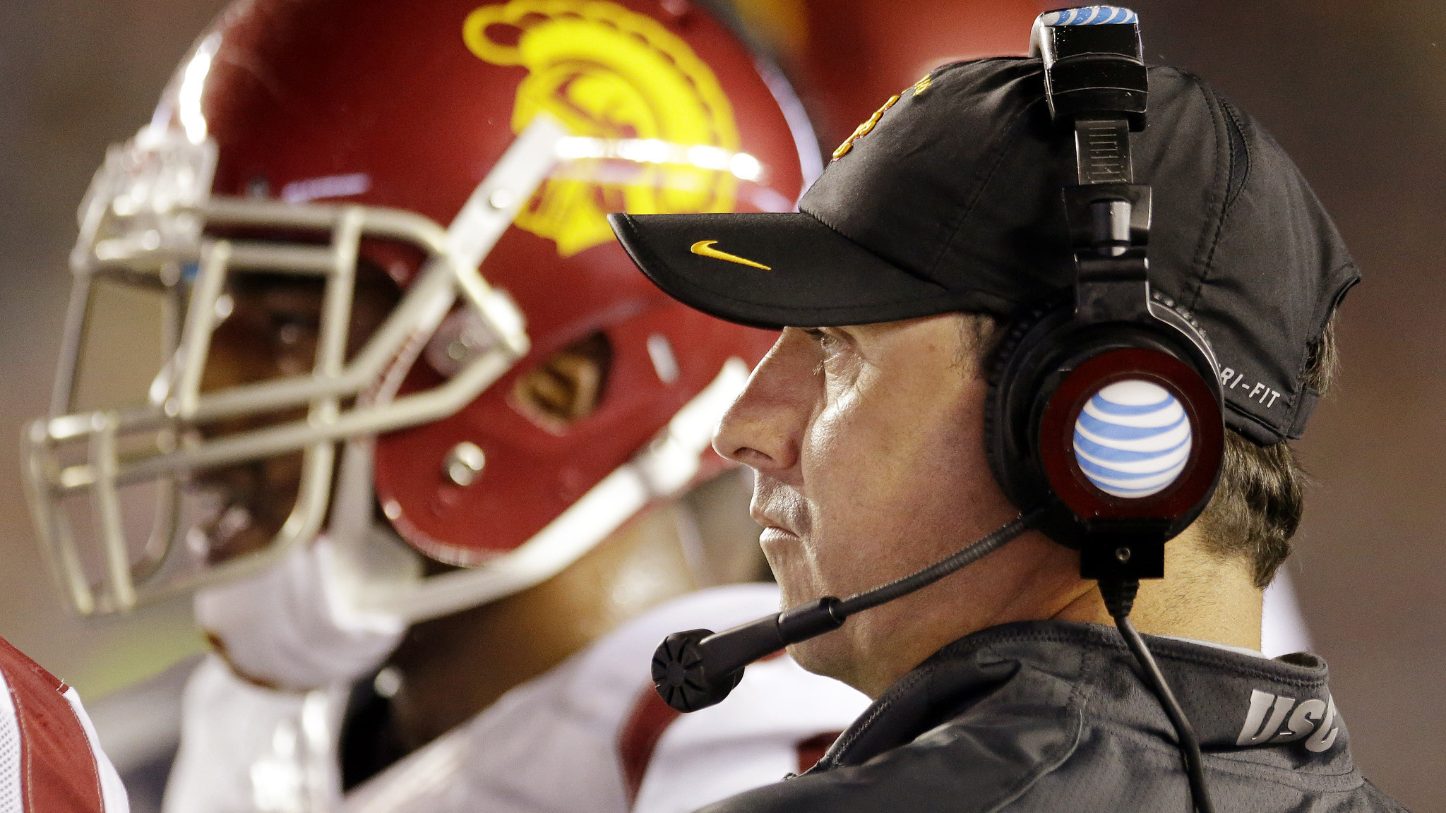 USC working to eliminate penalty problems before Arizona State game