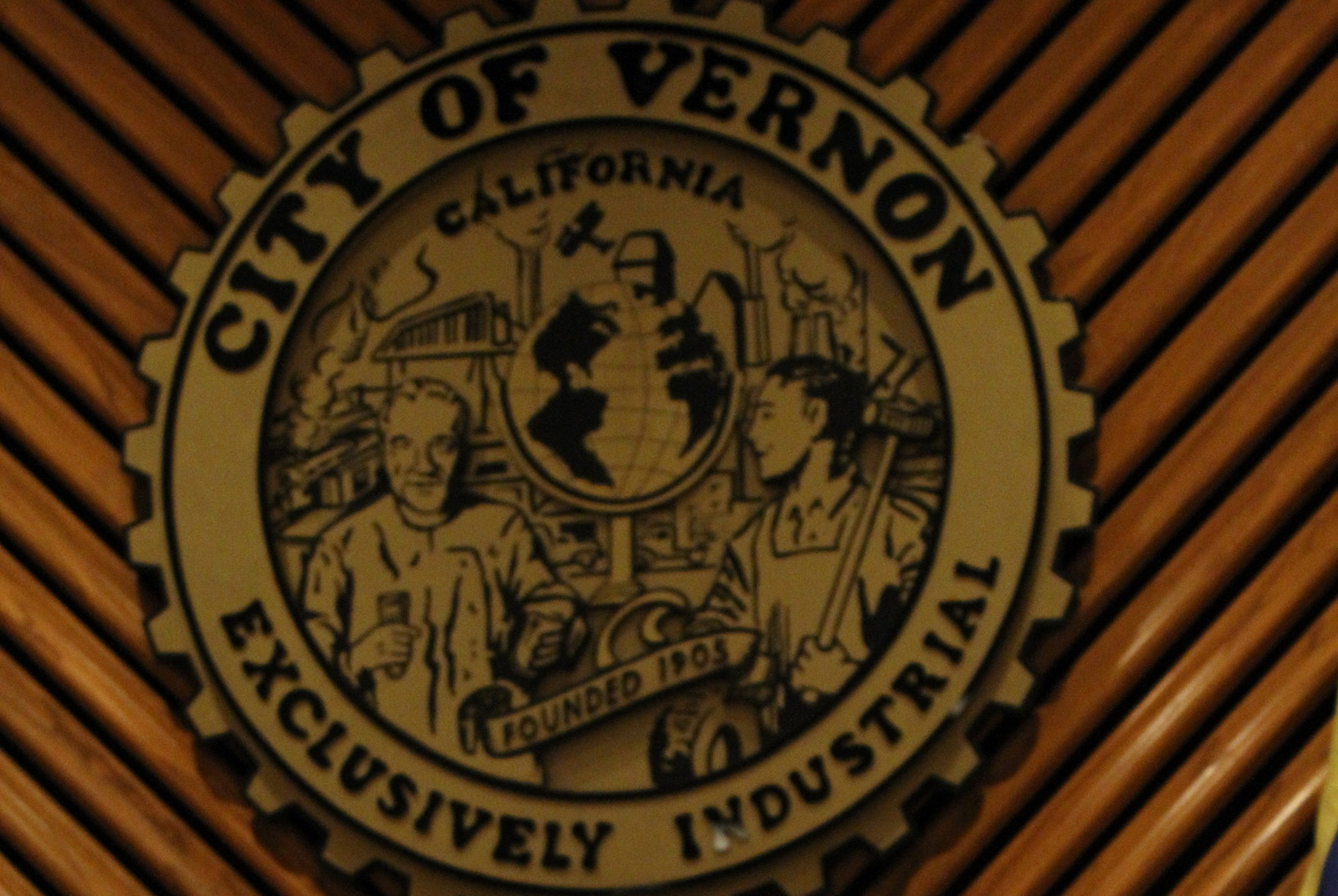 Councilman whose election made history in tiny city of Vernon dies
