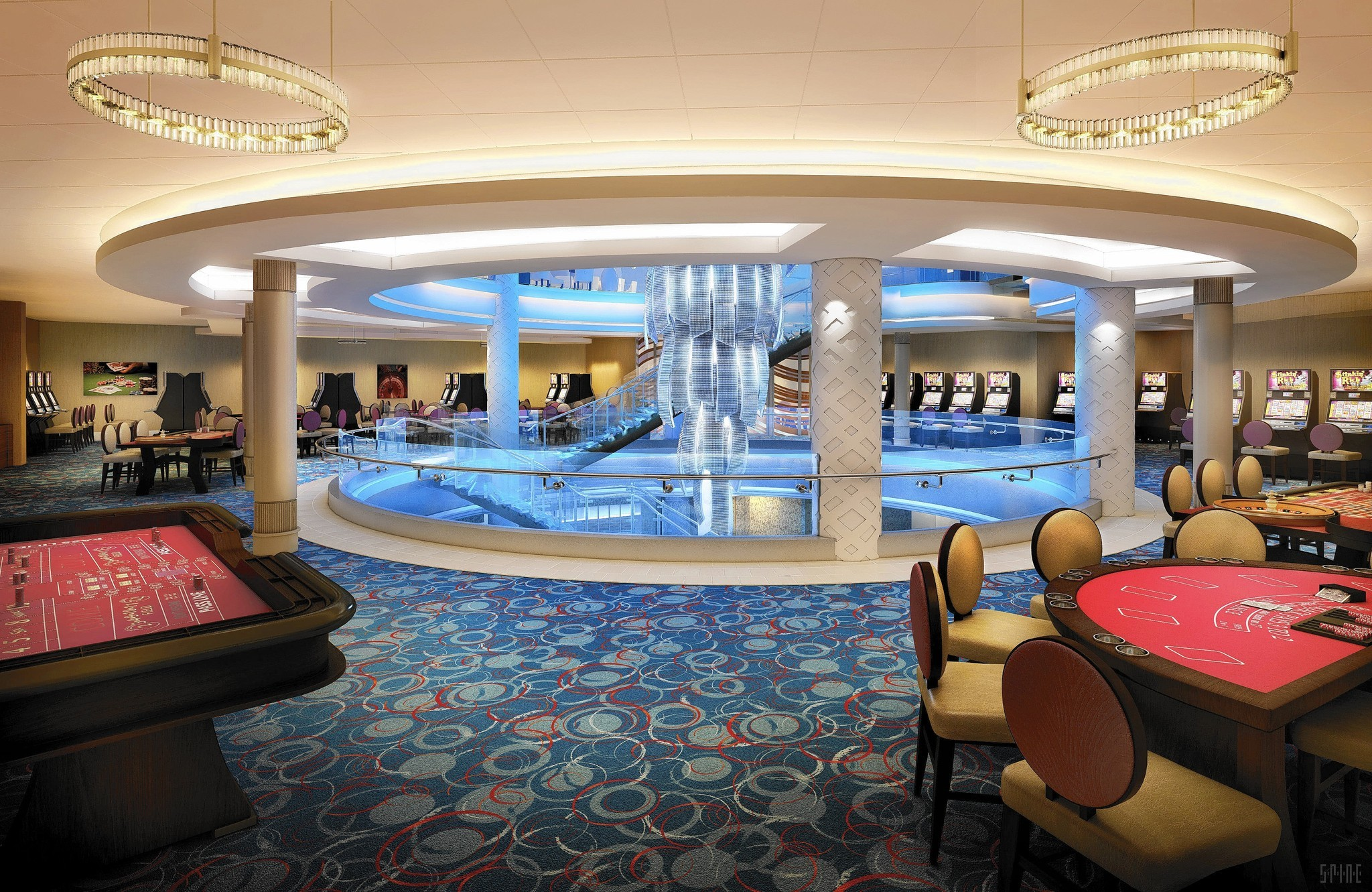 norwegian cruise line casino
