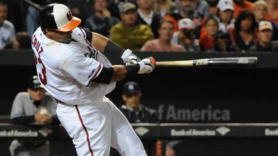 Unlike 2012, Orioles hitters seek to avoid power outage in postseason this year