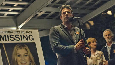 'Gone Girl' is a sharp object