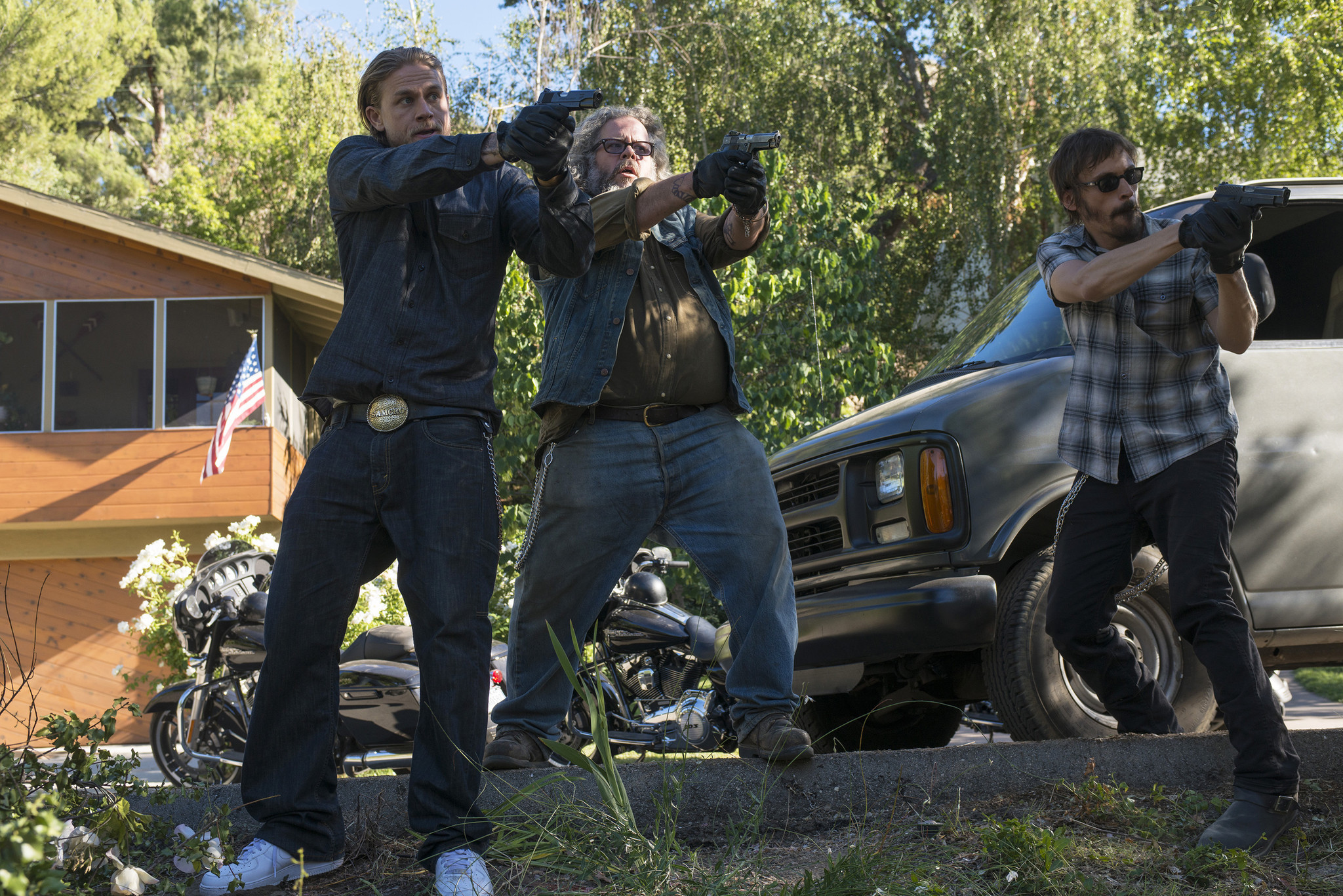 "Sons of Anarchy ""Poor Little Lambs"" recap: War comes to Charming"