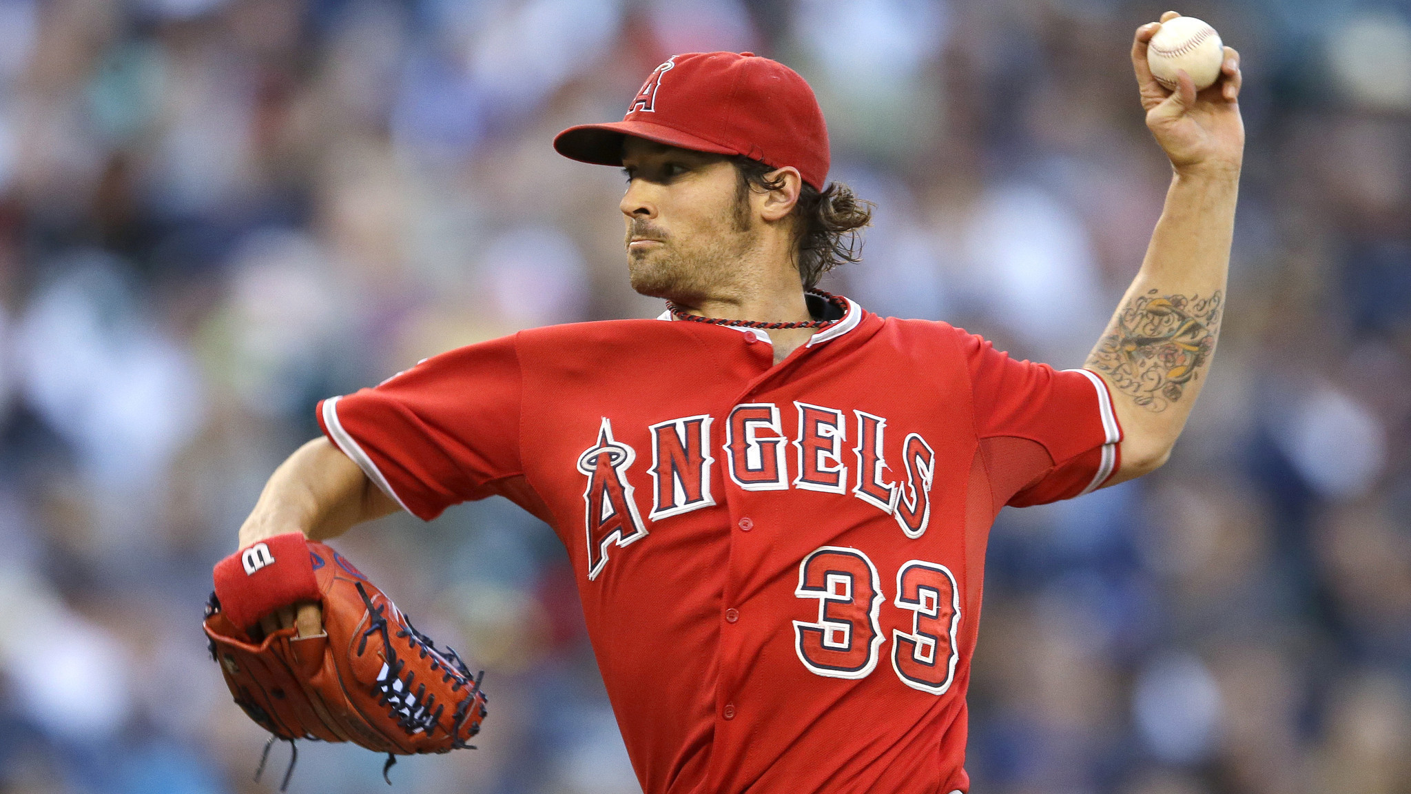 Angels can go only as far as starting pitchers take them