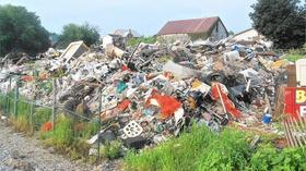 County seeks to get illegal dump cleaned up for third time