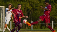 Towson vs. Loch Raven boys soccer [Pictures]
