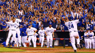 Royals stun A's 9-8 for wild-card win in 12 innings