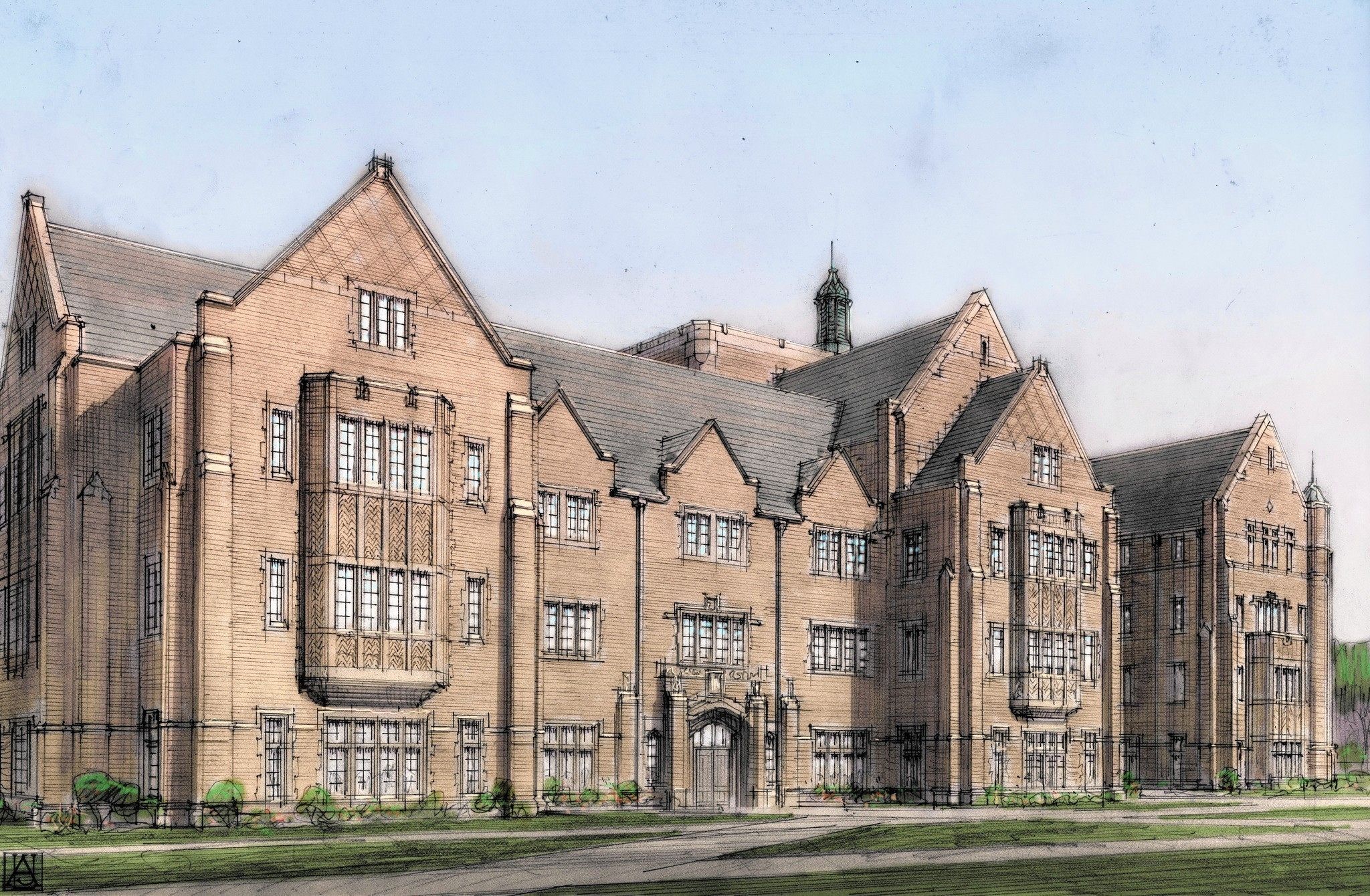 Notre Dame to establish 1st new school in century