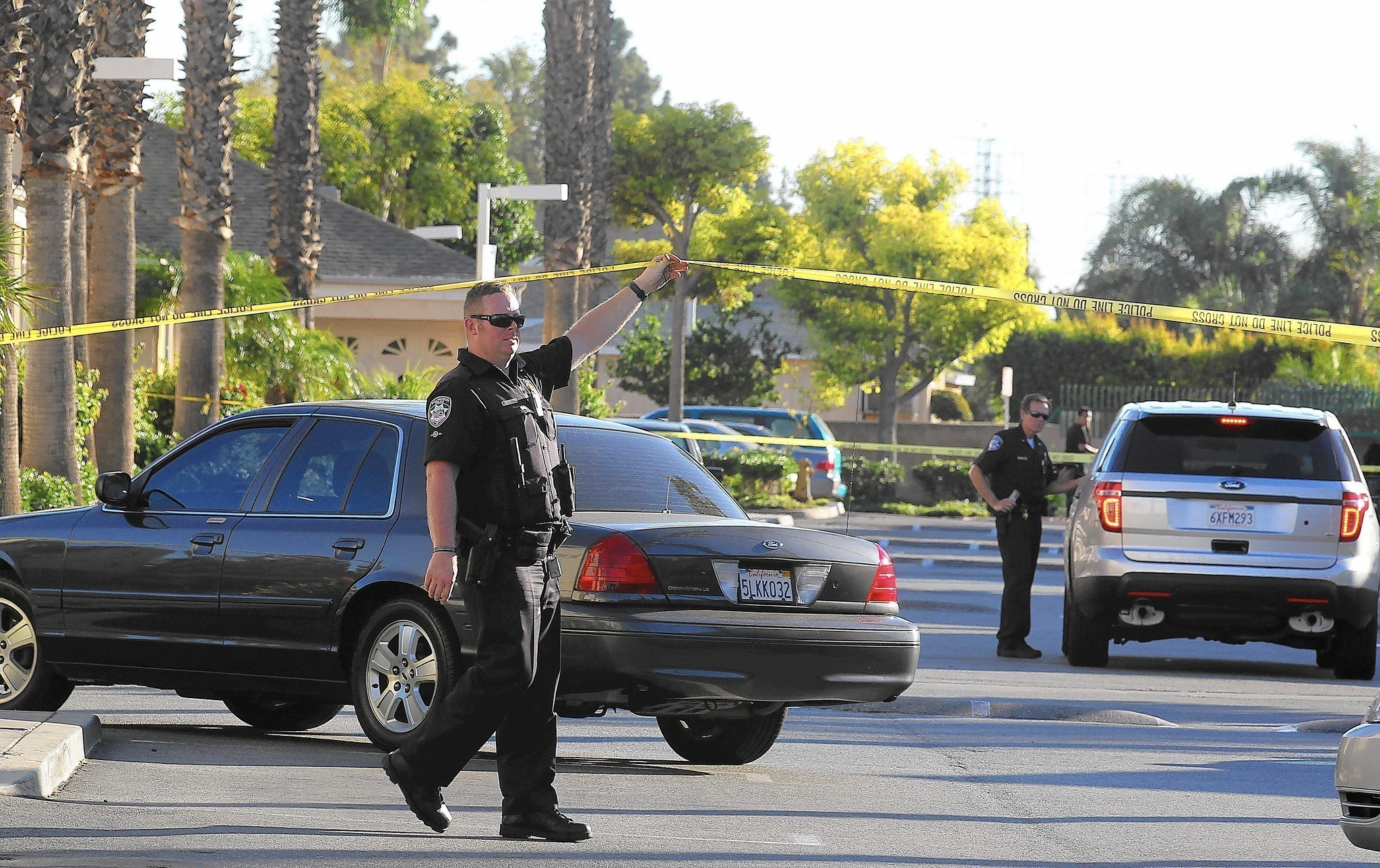 Mayor of Los Angeles suburb of Bell Gardens shot dead by wife