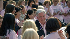 Hogan to hold rally on women's issues in Annapolis