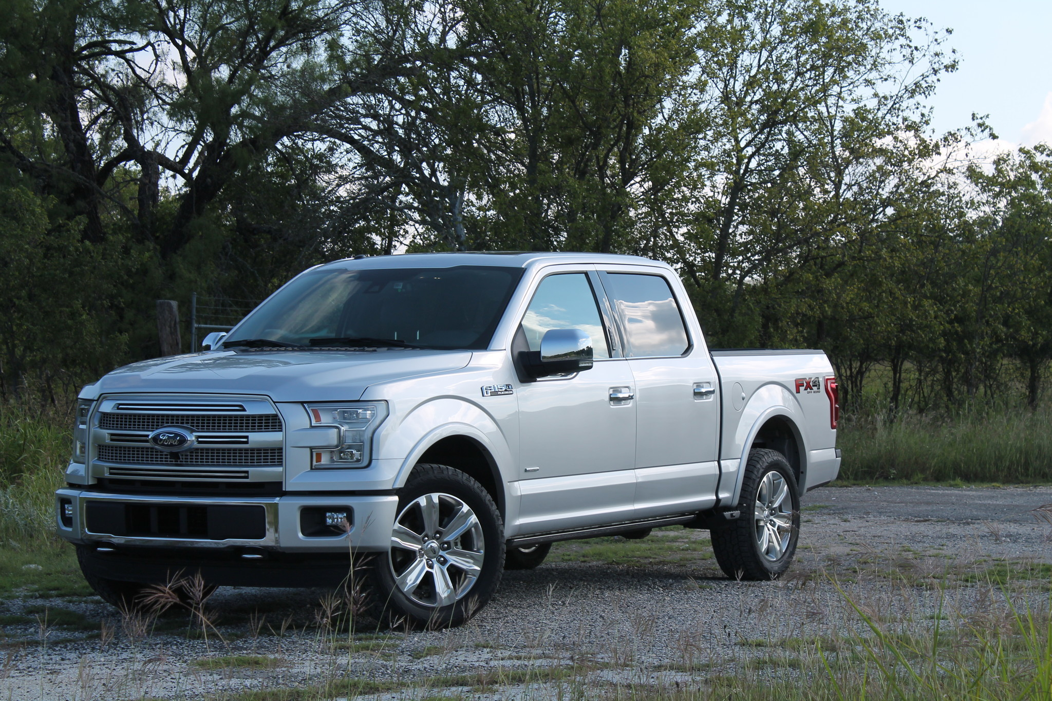 First ride: 2015 Ford F-150 tops out at $61,000